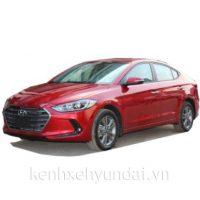 Hyundai Elantra 1.6 AT Màu Đỏ