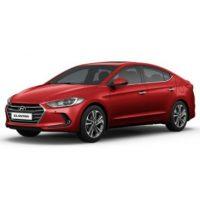 Hyundai Elantra Màu Đỏ