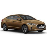 Hyundai Elantra Màu Vàng Cát – Đồng