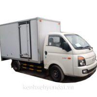 Xe Tải Hyundai H100 2.5 A2 Thùng Kín Composite