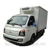 Xe tải Hyundai H150 thùng đông lạnh 1,5 tấn