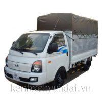 Xe tải Hyundai H150 thùng mui bạt 1,5 tấn