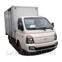 Xe tải Hyundai H150 thùng kín 1,5 tấn