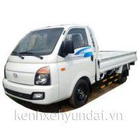 Xe tải Hyundai H150 thùng lửng 1,5 tấn