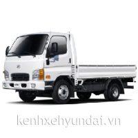 Xe tải Hyundai HD36L thùng lửng