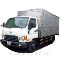 Xe tải Hyundai HD120S Thùng kín 8,5 Tấn