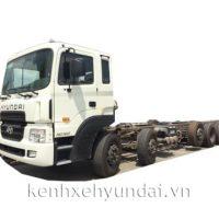 Xe tải 5 chân Hyundai HD360 21Tấn
