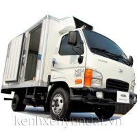 Xe tải Hyundai HD36L thùng đông lạnh