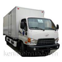 Xe tải Hyundai HD800 Veam 8 tấn thùng kín bảo ôn