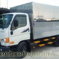 Thông số, giá bán xe tải Hyundai HD88 Đô Thành, HD600 Đồng Vàng