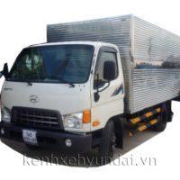 Xe tải Hyundai HD88 5,5Tấn Thùng kín