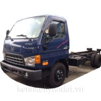 Xe tải Hyundai HD99 6,5 Tấn Chassis