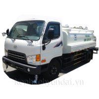 Xe tải Hyundai HD99 xi téc phun nước rửa đường 6m3
