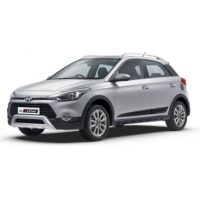 Hyundai i20 Active Màu Bạc