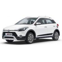 Hyundai i20 Active Màu Trắng