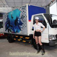 Hyundai DoThanh IZ49 chính thức ra mắt