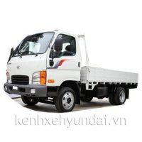Hyundai Mighty LT thùng mui bạt 2,5 tấn