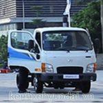 Xe tải Hyundai Mighty LT 2,5 tấn chính thức ra mắt
