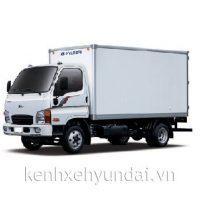 Hyundai Mighty LT thùng kín 2,5 tấn