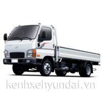 Hyundai Mighty LT thùng lửng 2,5 tấn