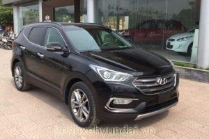 Giới thiệu xe Hyundai SantaFe bản thường, bản đặc biệt Full Option