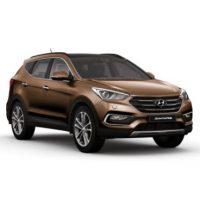Hyundai Santafe Màu Vàng Cát Máy Dầu Đặc Biệt (Đồng)