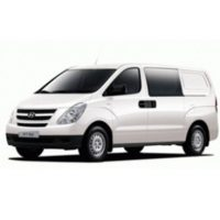 Hyundai Starex 6 Chỗ Màu Trắng