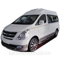 Hyundai Starex Limousine Màu Trắng 9 Chỗ