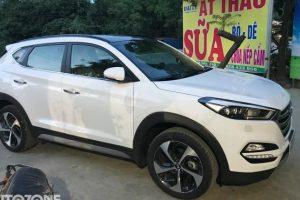 Giới thiệu xe Hyundai Tucson Turbo 2018 máy dầu