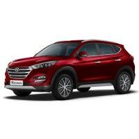 Hyundai Tucson Bản Đặc Biệt Màu Đỏ