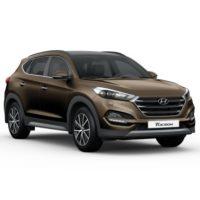 Hyundai Tucson Màu Vàng Cát – Đồng