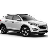 Hyundai Tucson máy dầu 2.0L CRDi