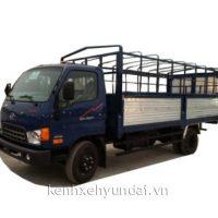 Xe tải Hyundai Veam New Mighty HD700 7Tấn Thùng Mui Bạt