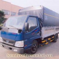 Xe tải thùng dài 4,2m tải trọng 2,4 Tấn DOTHANH IZ49