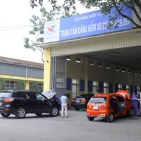 Biểu phí đăng kiểm ô tô – xe tải – xe máy chuyên dùng