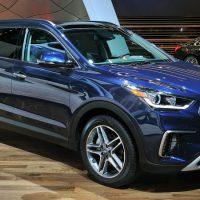 Hyundai Santafe 2017 tạo nên cơn sốt xe SUV 7 chỗ