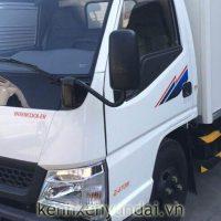 Giá bán xe tải DOTHANH IZ49 bao nhiêu, mua trả góp nhanh gọn