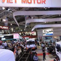 Xe thương mại Hyundai đổ bộ triển lãm ôtô lớn nhất Việt Nam