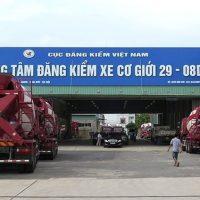 Các trung tâm đăng kiểm ô tô xe tải