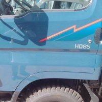 Xe tải HD85 5Tấn nâng tải của Hyundai tiếp tục ra mắt