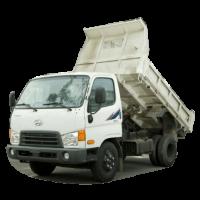Xe tải Hyundai HD72 3,5T Thùng Benz