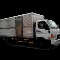 Xe tải Hyundai HD78 4,5 tấn Thùng kín