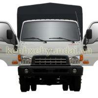 Xe tải 7Tấn Hyundai Veam New Mighty HD700