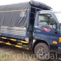 Xe tải 6,5Tấn Hyundai HD99S