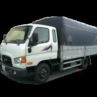 Xe tải Hyundai HD65 2,5 tấn Cabin kép