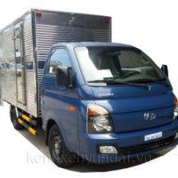 Xe Tải Hyundai H100 2.5 A2 Thùng Kín Inox