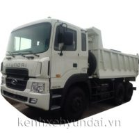 Xe tải Ben Hyundai HD270 15Tấn 10m3