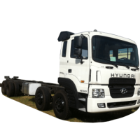 Xe tải Hyundai HD320 19tấn