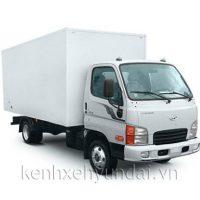 Xe tải Hyundai HD36L thùng kín