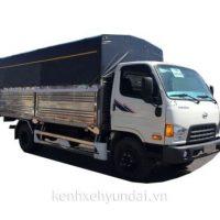 Xe tải Hyundai HD800 Veam 8 Tấn Thùng Mui Bạt